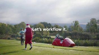 ServiceNow TV Spot, 'Even Santa Needs a Holiday From Complexity' - Thumbnail 10