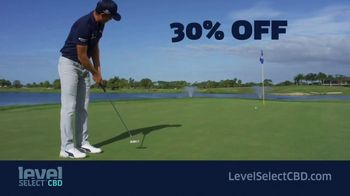 Level Select TV Spot, 'Game On: 30% Off' Feat. Rickie Fowler, Carson Palmer