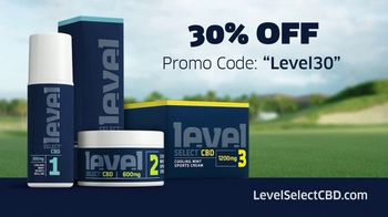 Level Select TV Spot, 'Game On: 30% Off' Feat. Rickie Fowler, Carson Palmer - Thumbnail 9