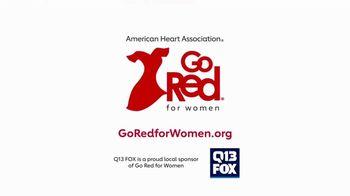American Heart Association TV Spot, 'Go Red: Stacy Ann Walker' - Thumbnail 9
