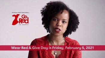 American Heart Association TV Spot, 'Go Red: Stacy Ann Walker' - Thumbnail 4