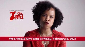 American Heart Association TV Spot, 'Go Red: Stacy Ann Walker' - Thumbnail 6