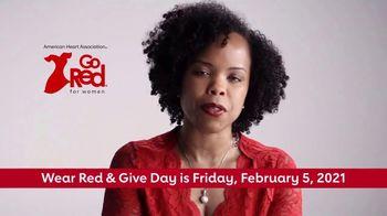 American Heart Association TV Spot, 'Go Red: Stacy Ann Walker' - Thumbnail 7