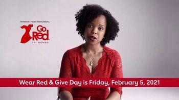 American Heart Association TV Spot, 'Go Red: Stacy Ann Walker' - Thumbnail 8
