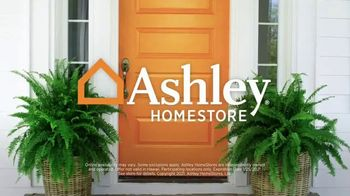 Ashley HomeStore Mattress Marathon TV Spot, 'King for the Price of a Twin' - Thumbnail 8
