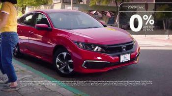 2020 Honda Civic TV Spot, 'Neighborhood Pride' [T2] - Thumbnail 9
