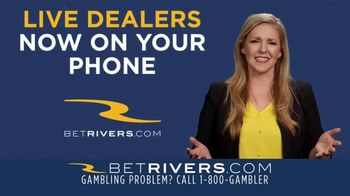 Rivers Online Casino TV Spot, '$250 Match Bonus'