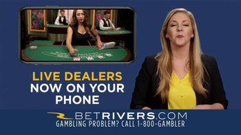 Rivers Online Casino TV Spot, '$250 Match Bonus' - Thumbnail 4