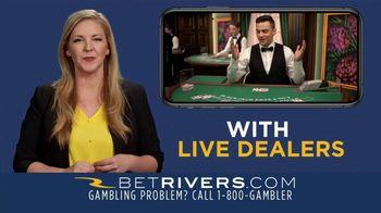 Rivers Online Casino TV Spot, '$250 Match Bonus' - Thumbnail 6