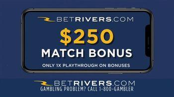 Rivers Online Casino TV Spot, '$250 Match Bonus' - Thumbnail 8