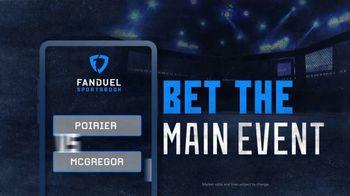 FanDuel Sportsbook TV Spot, 'Fight Night: Poirier vs. McGregor' - Thumbnail 4