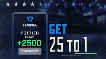 FanDuel Sportsbook TV Spot, 'Fight Night: Poirier vs. McGregor' - Thumbnail 5