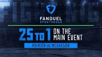FanDuel Sportsbook TV Spot, 'Fight Night: Poirier vs. McGregor' - Thumbnail 7