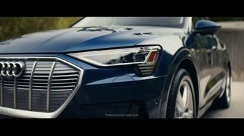 2019 Audi e-tron TV Spot, 'The Next Frontier of Electric' [T1]