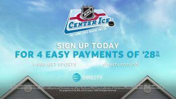 DIRECTV TV Spot, 'NHL Center Ice: $28.75' - Thumbnail 9