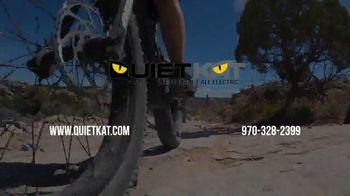 QuietKat TV Spot, 'Overlanding E-Bike' - Thumbnail 9