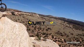 QuietKat TV Spot, 'Overlanding E-Bike' - Thumbnail 1