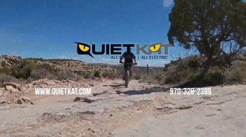 QuietKat TV Spot, 'Overlanding E-Bike' - Thumbnail 8