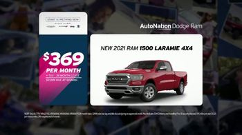 AutoNation Start Something New Sales Event TV Spot, 'Every Car Has a Story: 2021 Ram 1500 Laramie' - Thumbnail 3
