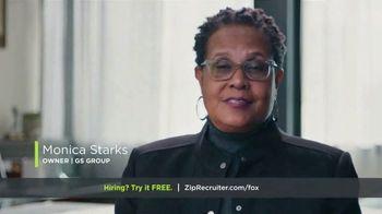 ZipRecruiter TV Spot, 'Monica' - Thumbnail 2