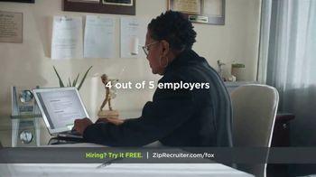 ZipRecruiter TV Spot, 'Monica' - Thumbnail 4