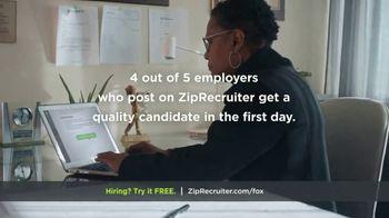 ZipRecruiter TV Spot, 'Monica' - Thumbnail 5