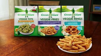 Green Giant TV Spot, 'Mission: Veggie Fries and Tots' - Thumbnail 8