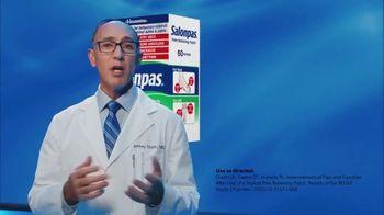 Salonpas TV Spot, 'Clinical Trial Evidence' - Thumbnail 3