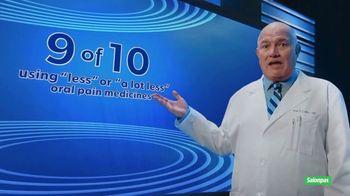 Salonpas TV Spot, 'Clinical Trial Evidence' - Thumbnail 5