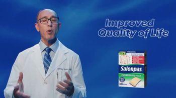 Salonpas TV Spot, 'Clinical Trial Evidence' - Thumbnail 7