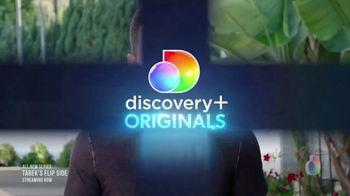 Discovery+ TV Spot, 'Tarek's Flip Side' - Thumbnail 1