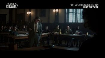Netflix TV Spot, 'The Trial of the Chicago 7' Song by Celeste - Thumbnail 3