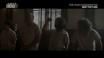 Netflix TV Spot, 'The Trial of the Chicago 7' Song by Celeste - Thumbnail 9