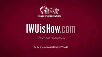 Indiana Wesleyan University TV Spot, 'IWU Is How' - Thumbnail 9