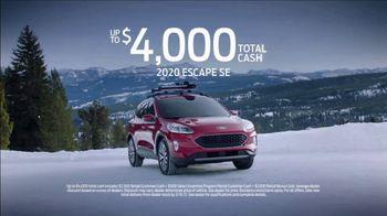 Ford TV Spot, 'Winter's Best Deals' [T2] - Thumbnail 3