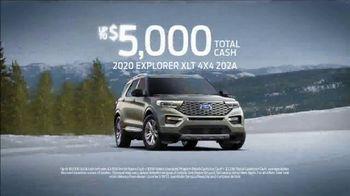 Ford TV Spot, 'Winter's Best Deals' [T2] - Thumbnail 4