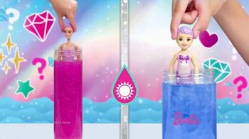 Barbie Color Reveal Shimmer Series TV Spot, 'Shimmery Surprises' - Thumbnail 4