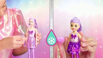 Barbie Color Reveal Shimmer Series TV Spot, 'Shimmery Surprises' - Thumbnail 6