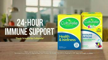 Culturelle TV Spot, 'Parenting: Thank Science: Immune Defense' - Thumbnail 10