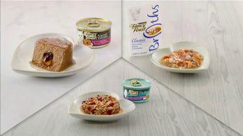 Fancy Feast TV Spot, 'Delightful: Savory Cravings'