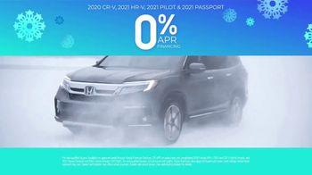 Honda TV Spot, 'Win Winter' [T2] - Thumbnail 7