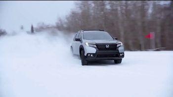 Honda TV Spot, 'Slip Out of Control' [T2] - Thumbnail 3