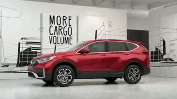 2020 Honda CR-V EX TV Spot, 'Outdoes the Competition' [T2] - Thumbnail 4