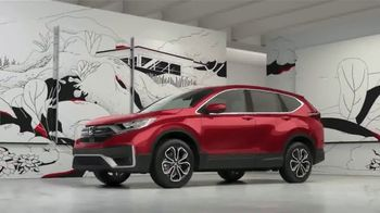 2020 Honda CR-V EX TV Spot, 'Outdoes the Competition' [T2] - Thumbnail 7