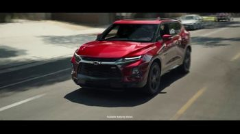 Chevrolet TV Spot, \'Just Better: SUVs\' [T2]