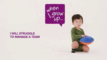 Society for Human Resource Management TV Spot, 'When I Grow Up: Leaders' - Thumbnail 3