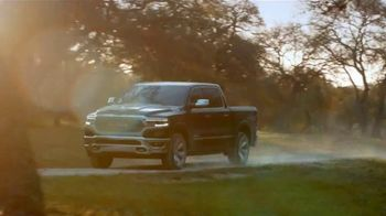 Ram Trucks Owner Appreciation Days TV Spot, 'Never Been Done Before' Song by Foo Fighters [T2] - Thumbnail 5