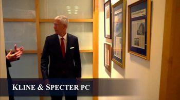 Kline & Specter TV Spot, 'Trial Firm' - Thumbnail 2