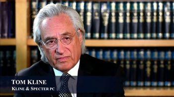 Kline & Specter TV Spot, 'Trial Firm'