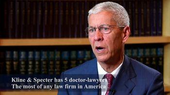 Kline & Specter TV Spot, 'Trial Firm' - Thumbnail 5